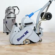 Bona X sanding machine